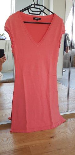 lachsfarbenes Sommerkleid von lawrence grey