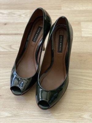 Lack High Heels von Zara