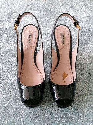 Lack Schuh
