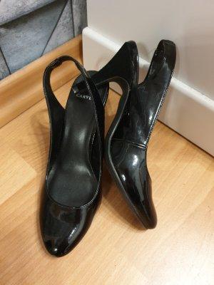 Carvela Pointed Toe Pumps black