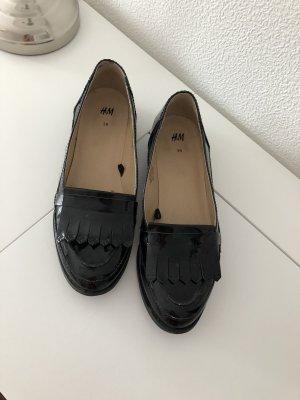 H&M Pantoffels zwart