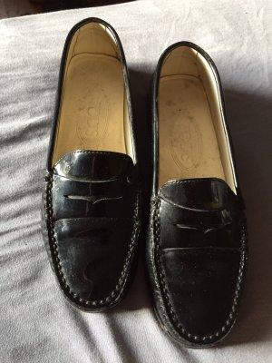 Tod's Pantofel czarny