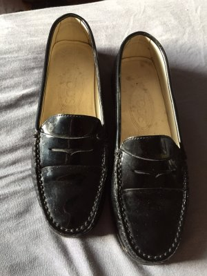 Tod's Slippers black