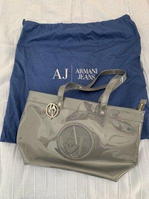 Lack-Tasche von Armani Jeans