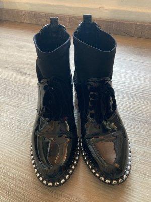 Korte laarzen zwart