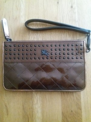 Burberry Pochette brown leather