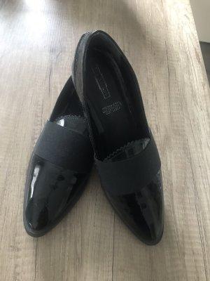 Lackleder Schuhe Grösse 40