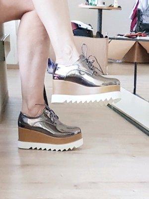 Lackleder Schuhe neu ungetragen Gr 40