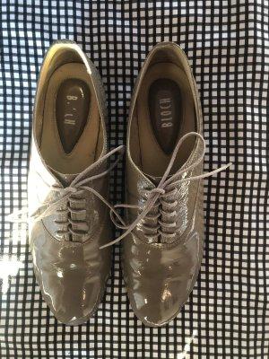 Bloch Chaussures à lacets gris-beige