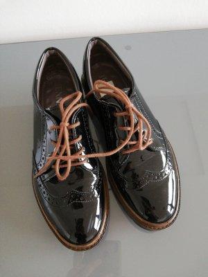 Jenny Zapatos Budapest negro