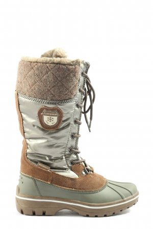 -8- Venice Slouch Boots multicolored