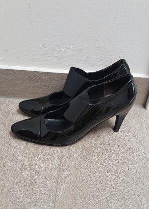 Kennel und Schmenger Zapatos de punta negro