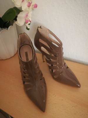 Buffalo High Heels grey brown