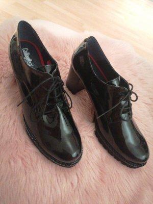 Callaghan Escarpins à lacets noir