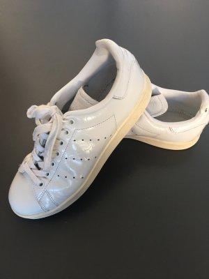 Adidas Basket à lacet blanc-blanc cassé