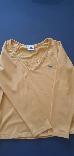 Lacoste T-shirt giallo