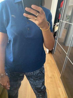Lacoste 44 Shirt blau Polo tshirt