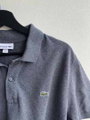 Lacoste Camiseta tipo polo verde-gris