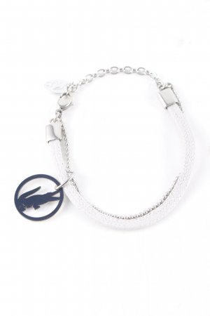 Lacoste Bracelet imprimé avec thème style décontracté