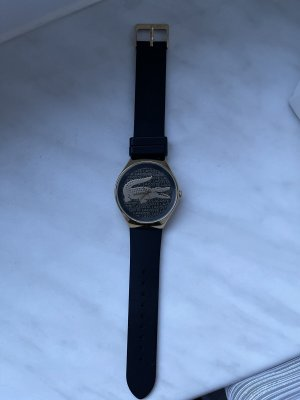 Lacoste Analog Watch black-gold-colored