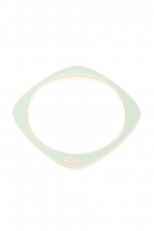Lacoste Bangle turkoois-goud elegant