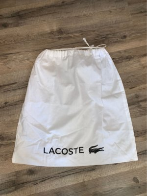 Lacoste Pouch Bag white