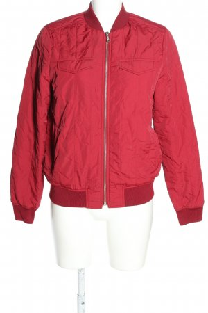 Lacoste Blouson rot Casual-Look