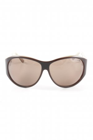 Lacoste Butterfly Brille braun Casual-Look
