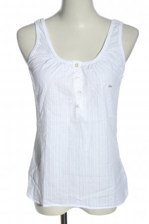 Lacoste Camisoles white casual look