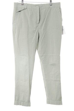 Lacoste Pantalone chino verde-grigio stile casual