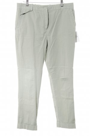 Lacoste Chinohose graugrün Casual-Look