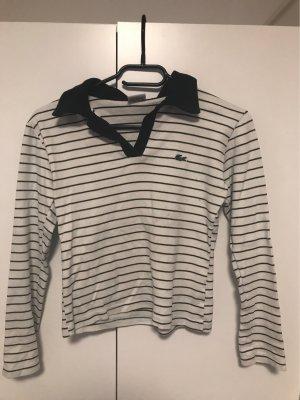 Lacoste cropped langarm Shirt