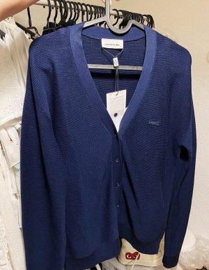 Lacoste Cardigan blu scuro-blu