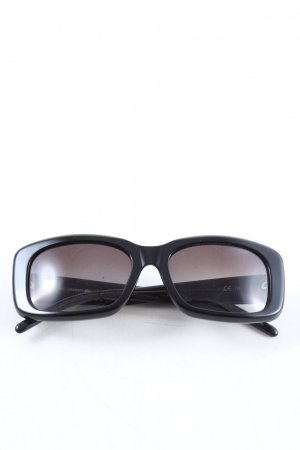 Lacoste Angular Shaped Sunglasses black casual look