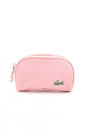 Lacoste Wallet pink-green themed print casual look