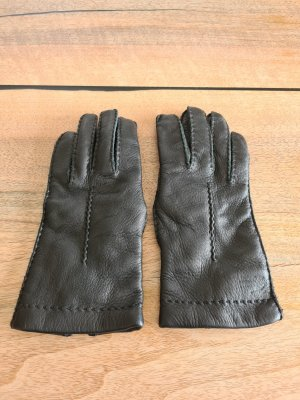 Lacoste Padded Gloves black