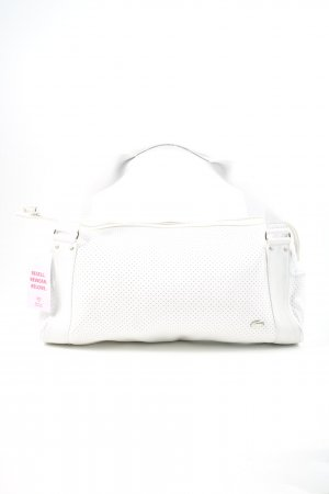 Lacoste Carry Bag white casual look