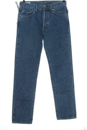 Lacoste Jeans slim fit blu stile casual