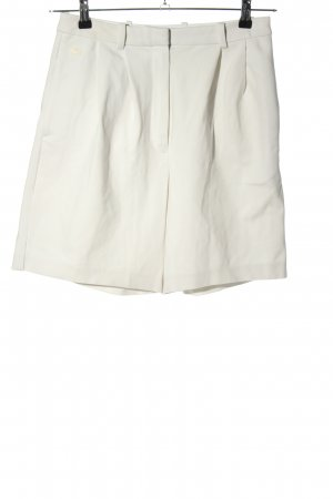 Lacoste High-Waist-Shorts white casual look