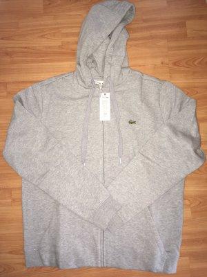 Lacoste Hoodie in Grau in Größe S