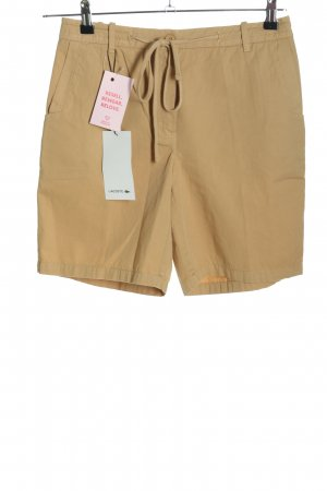 Lacoste Shorts creme Casual-Look