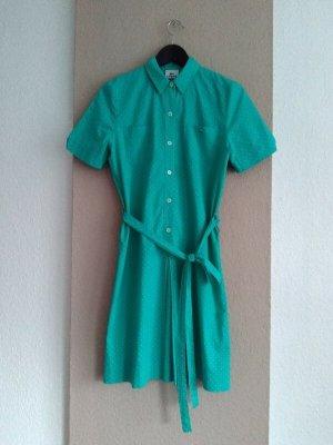 Lacoste Vestido tipo blusón multicolor Algodón
