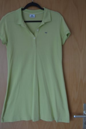 Lacoste Polo Dress meadow green