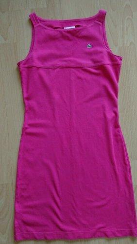 Lacoste Robe trapèze rose