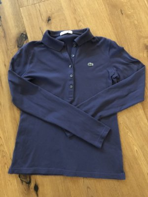 Lacoste Langarm Polo in 38