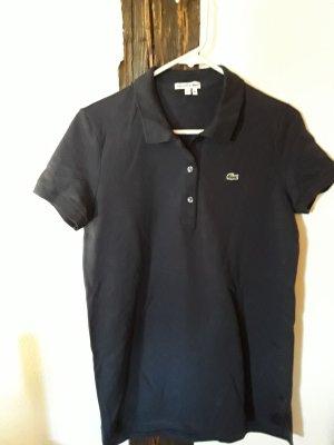 Lacoste Camiseta tipo polo azul oscuro