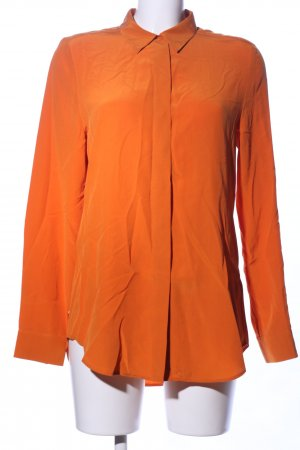 Lacoste Oversized Bluse hellorange Business-Look