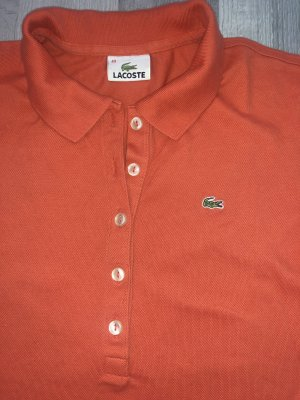 Lacoste Polo Top orange
