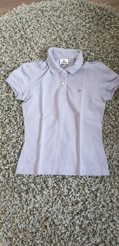 Lacoste Polo shirt paars