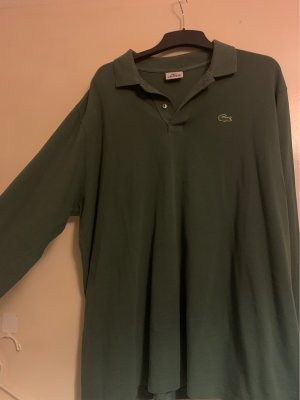 Lacoste Camisa de manga larga multicolor Algodón
